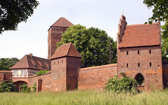 Alte Bischofsburg Wittstock
