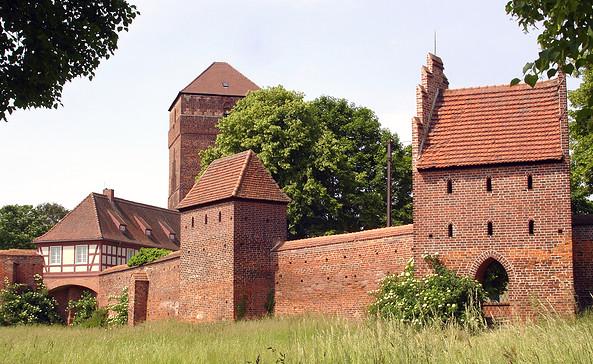 Alte Bischofsburg Wittstock, Foto: Kreismuseen Alte Bischofsburg, Wittstock