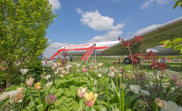 Airplane Lady Agnes Otto Lilienthal Centrum, picture: TMB-Fotoarchiv/Steffen Lehmann
