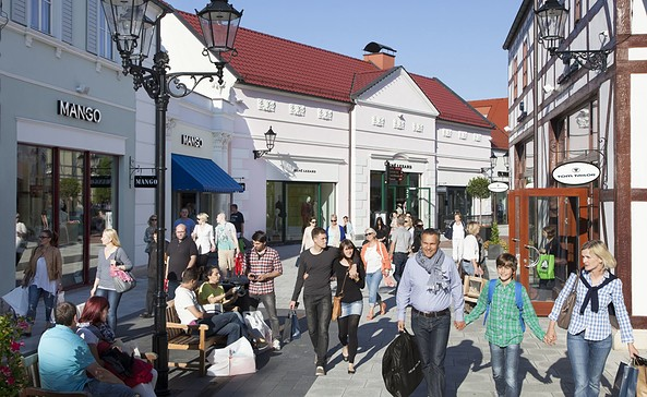 picture: Designer Outlet Berlin