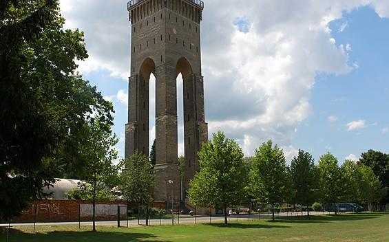 Wasserturm Finow