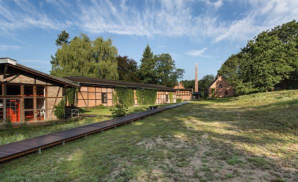 Neue Hütte, Foto: Georg Goes
