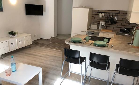 Die Küche, Foto: Jana Kothe
