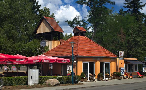 Café Eiszeit in Eichhorst, Foto: Café Eiszeit