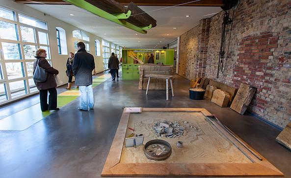 Ausstellung im atz, Foto: Andreas Franke