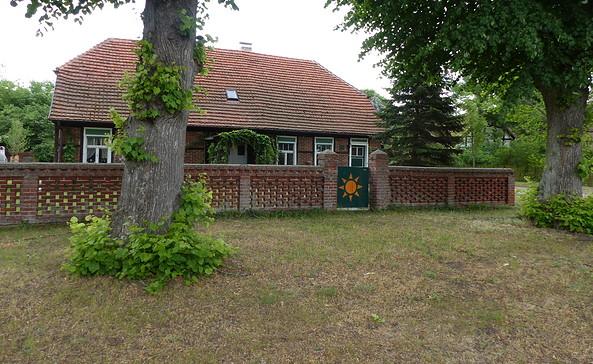 Alte Schule Nausdorf Foto: Ostermann