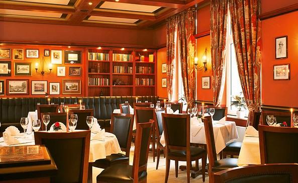 Blick in das Restaurant Parduin, Foto: SORAT-Hotels