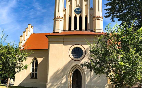 Schinkelkirche Joachimsthal
