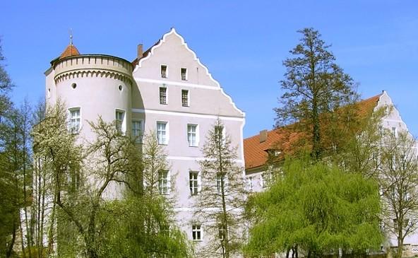 Schloss Spremberg mit dem Niederlausitzer Heidemuseum Spremberg