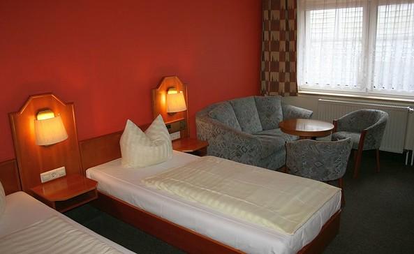 Hotel Pension Gerono, Foto: STG