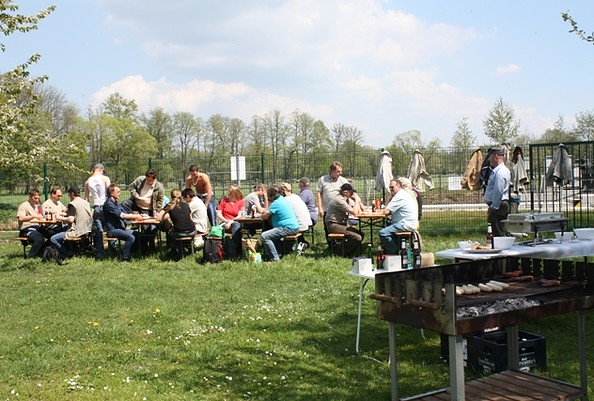 Grillkahnfahrt im Spreewald, Foto: Bootshaus am Leineweber