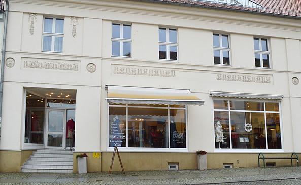"Café ""Design by Laimonda"", Foto: Stadt- und Touristinformation Strausberg"