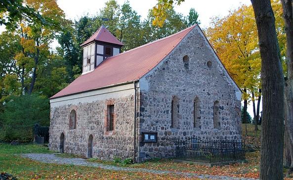 Kirche Dahmsdorf, Foto: Tourismusverein Scharmützelsee e.V.