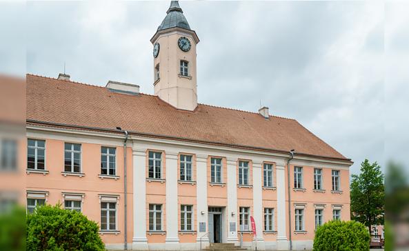 Tourist-Information Zehdenick im Rathaus, Foto: Regio-Nord mbH