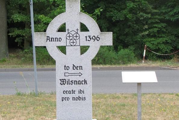 Pilgerkreuz, Foto: Tourismusverband Prignitz e.V.