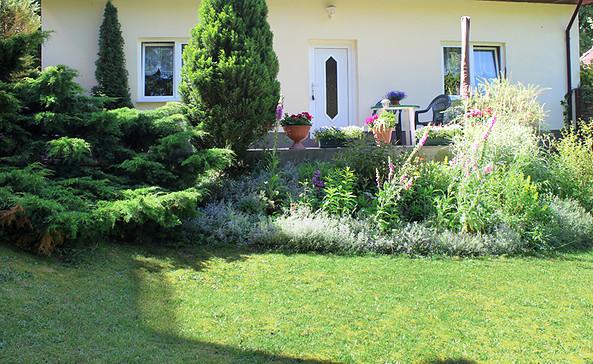 FH Elke Joerchel, Foto 1 Garten, Foto: Liepner, Regio-Nord