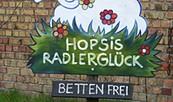 Hopsis Radlerglück, Foto: Schwarz