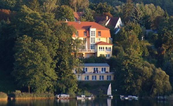 """Hotel """"Vier Jahreszeiten"""" in Buckow (Märkische Schweiz)"""