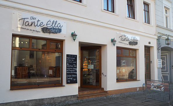 Tante Ella Laden, Foto: Tourismusverband Fläming e.V.
