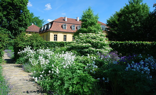 Landschaftsgarten Kleßen, Foto: Tourismusverband Havelland e.V.