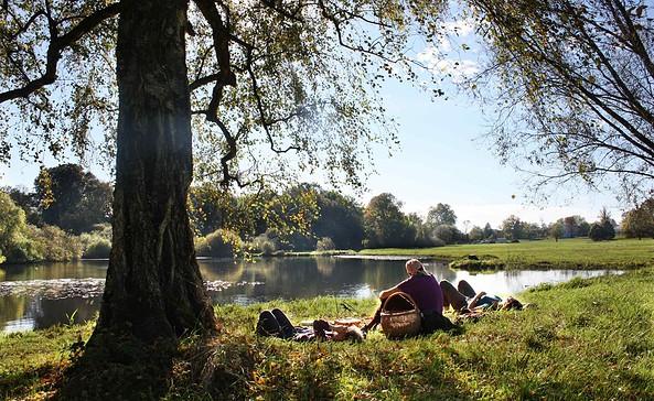 Gutspark Blumberg, Foto: Regionalpark Barnimer Feldmark e.V./Frau Karola Richardt