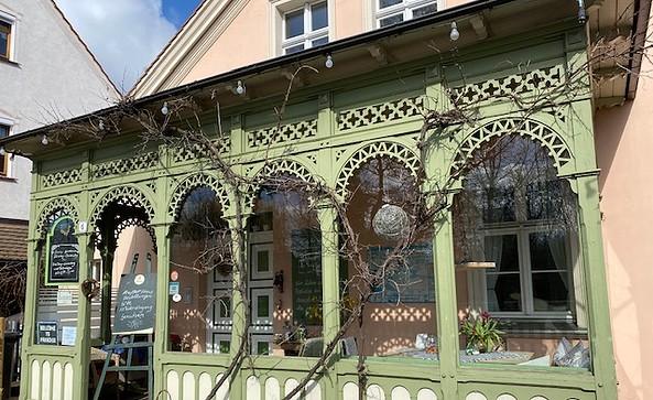 Restaurant im alten Gärtnerhaus Foto: TKS Fotoarchiv