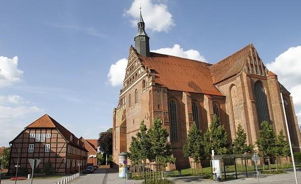 Wunderblutkirche Bad Wilsnack, Foto: Michael Richter