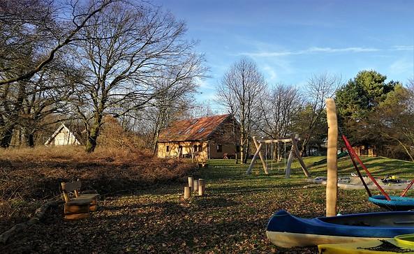 Foto: Ferienhof Idyll am kleinen Fließ