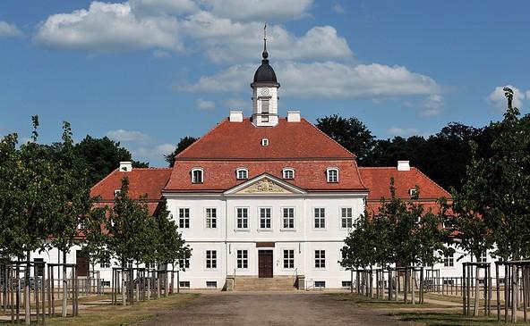Landstallmeisterhaus auf dem Hauptgestüt, Foto: B. Schroeder