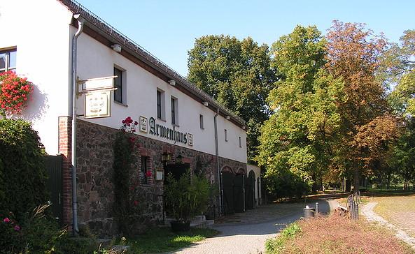 Restaurant Armenhaus, Foto: TI Strausberg
