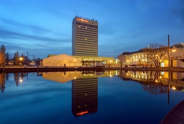Mercure Hotel Potsdam City - Außenansicht