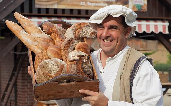 Haus des Brotes – Café and Bakery in Plentz