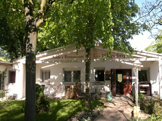 "Kades Restaurant ""Am Pfingstberg"""