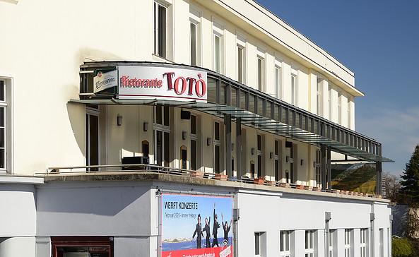 Ristorante TOTÒ im Fontane-Klub, Foto: Kathi Krüger