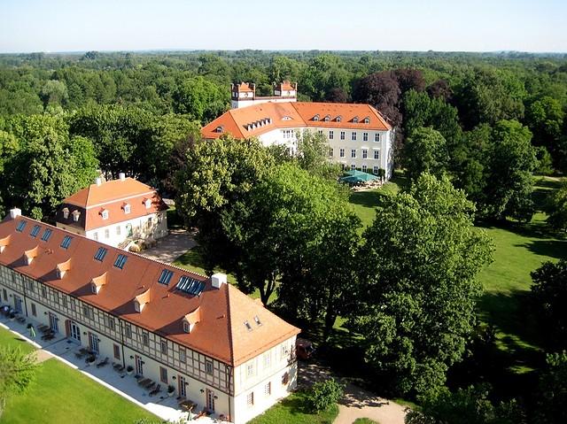Schloss Lübbenau im Spreewald