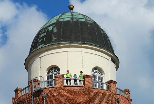Burg Lenzen, Foto: Corporate Art