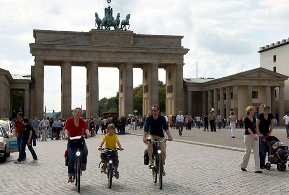 Start am Brandenburger Tor, Foto: WITO GmbH