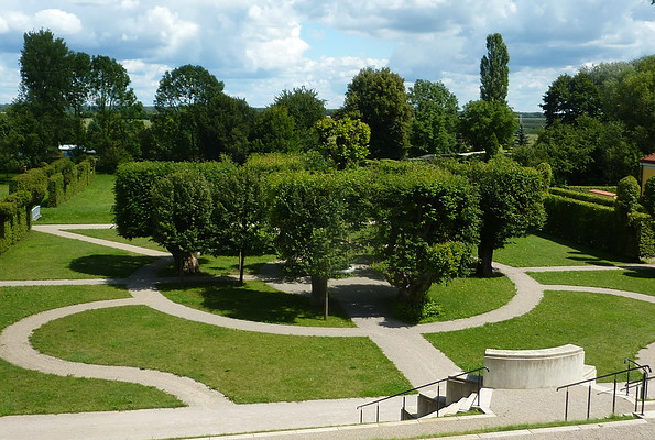 Neuzelle Barockgarten