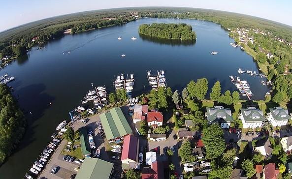 Bootshaus am Werlsee