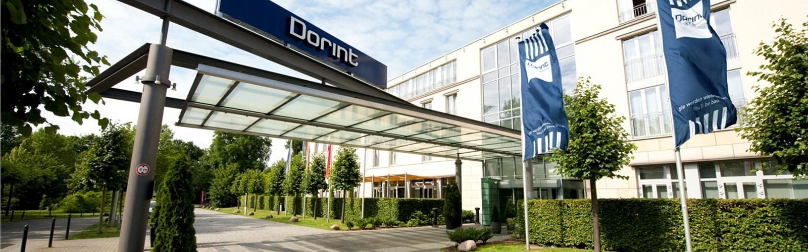 Dorint Hotel Potsdam - Außenansicht (c) Dorint Hotel