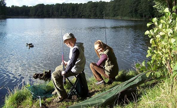 Angeln, Foto: TV Seenland Oder-Spree