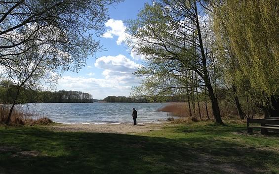 Wanderung rund um den Seddiner See