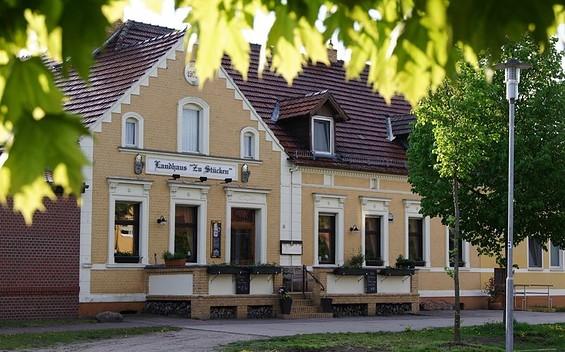 """Restaurant Landhaus """"Zu Stücken"""""""