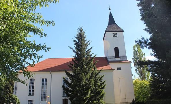 Dorfkirche Sperenberg, Foto: Tourismusverband Fläming e. V. / A. Stein