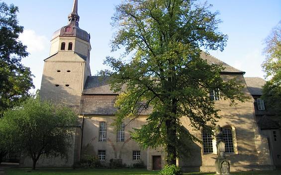 Stadtkirche St. Marien in Dahme/Mark