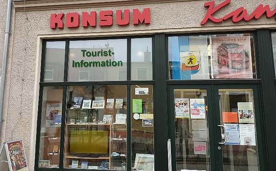 Tourist-Information Roßlau