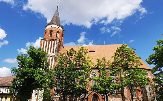 Evangelische Stadtkirche Calau