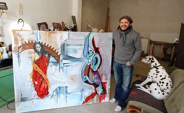 Kunst aus Fürstenwalde, Stefan Röhr