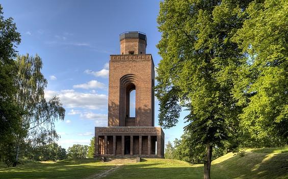 Bismarckturm in Burg (Spreewald)