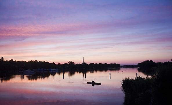 Auf Brandenburger Havelseen, Foto: TMB-Fotoarchiv/Hahn
